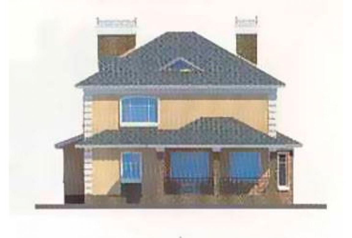 Проект дома из кирпича АСД-1023 (uploads/gss/goods/23/big_4.jpg).
