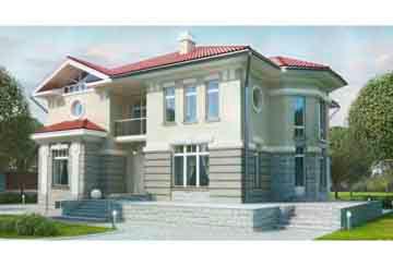 Проект дома АСД-1232