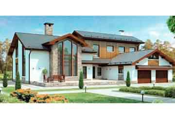 Проект дома АСД-1233