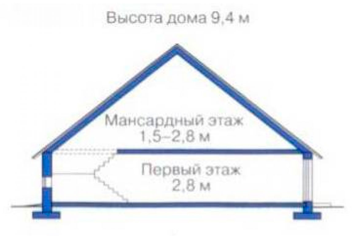План N3 проекта ВИП дома АСД-1234