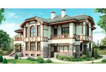Проект дома АСД-1236