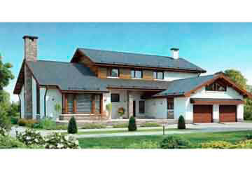 Проект дома АСД-1237