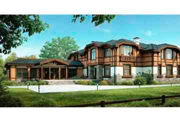 Проект дома АСД-1238