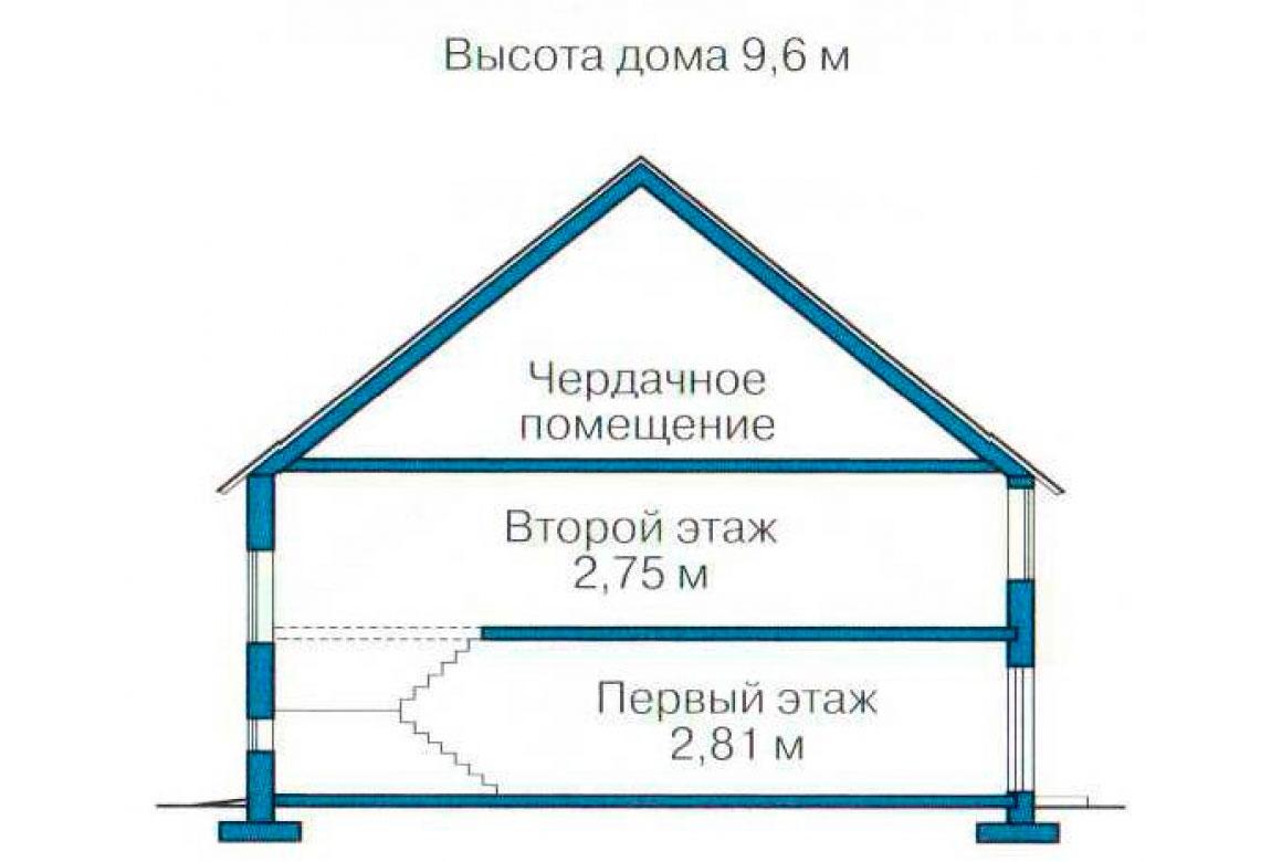 План N3 проекта дома из СИП-панелей АСД-1248