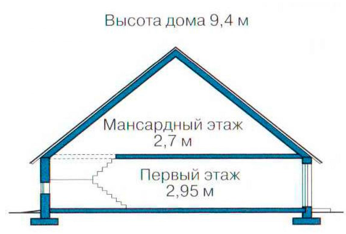 План N3 проекта дома из СИП-панелей АСД-1272
