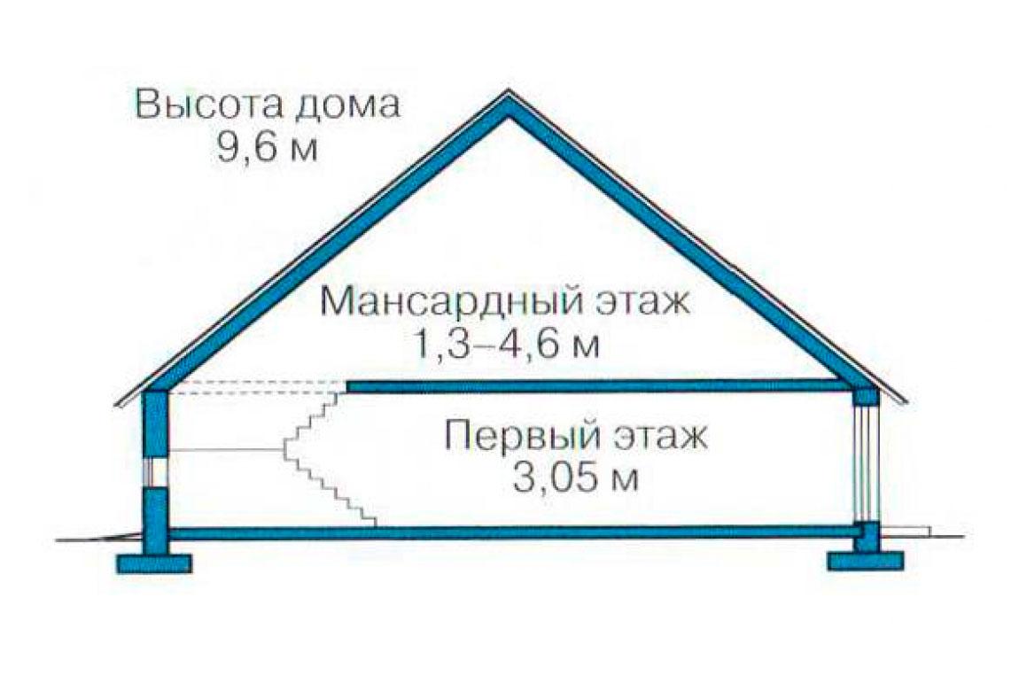 План N3 проекта дома из СИП-панелей АСД-1279