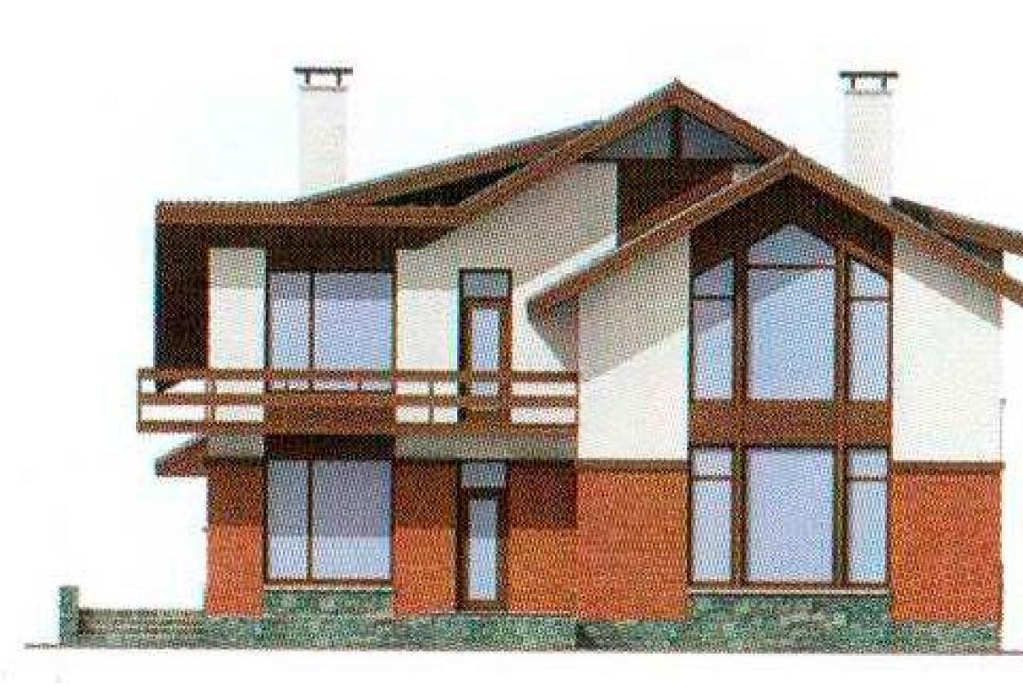 Проект дома из кирпича АСД-1028 (uploads/gss/goods/28/big_5.jpg).