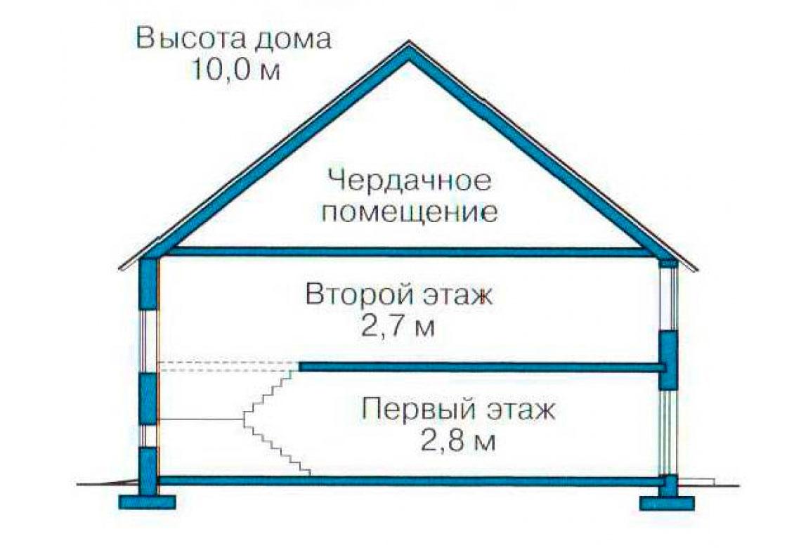 План N3 проекта дома из СИП-панелей АСД-1281