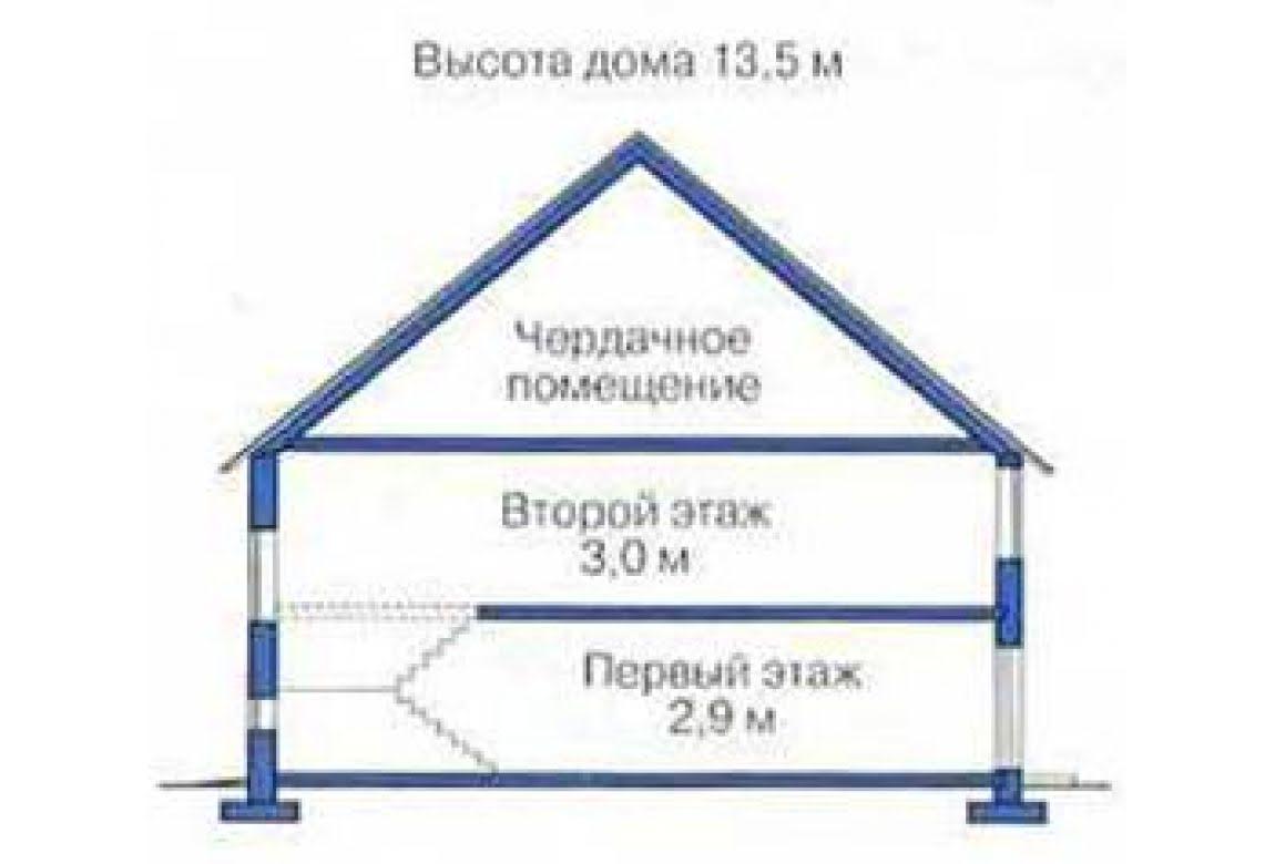 План N3 проекта дома из СИП-панелей АСД-1298
