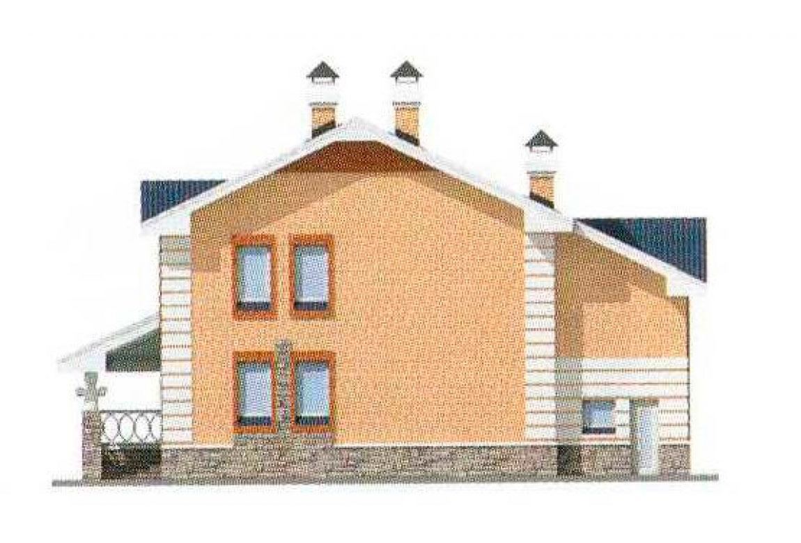 Проект дома из кирпича АСД-1031 (uploads/gss/goods/31/big_3.jpg).
