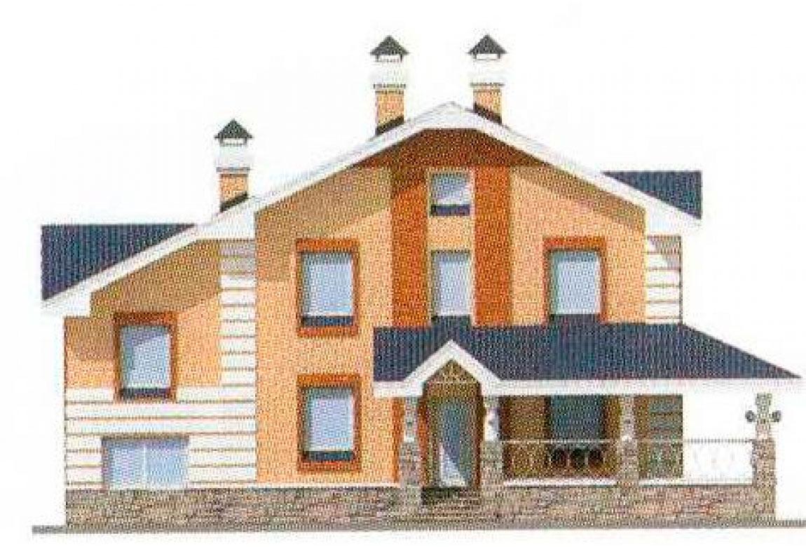 Проект дома из кирпича АСД-1031 (uploads/gss/goods/31/big_5.jpg).