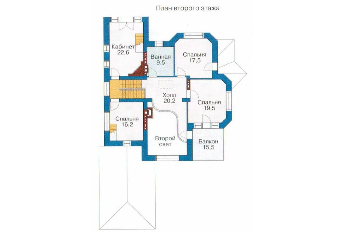 План N3 проекта дома из СИП-панелей АСД-1312