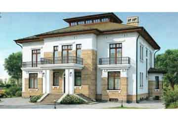 Проект дома АСД-1313