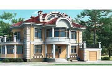 Проект дома АСД-1316