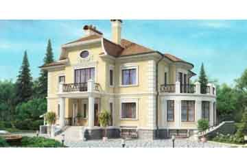 Проект дома АСД-1319