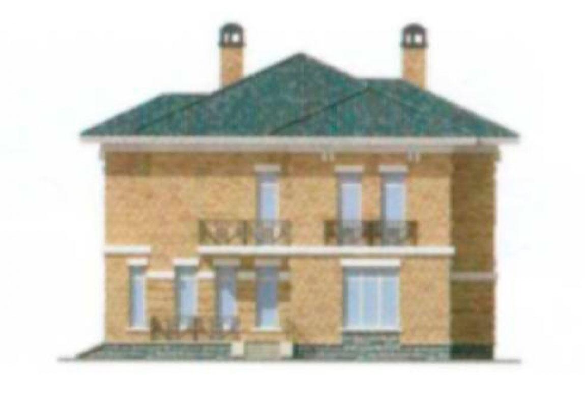Проект дома из кирпича АСД-1032 (uploads/gss/goods/32/big_2.jpg).