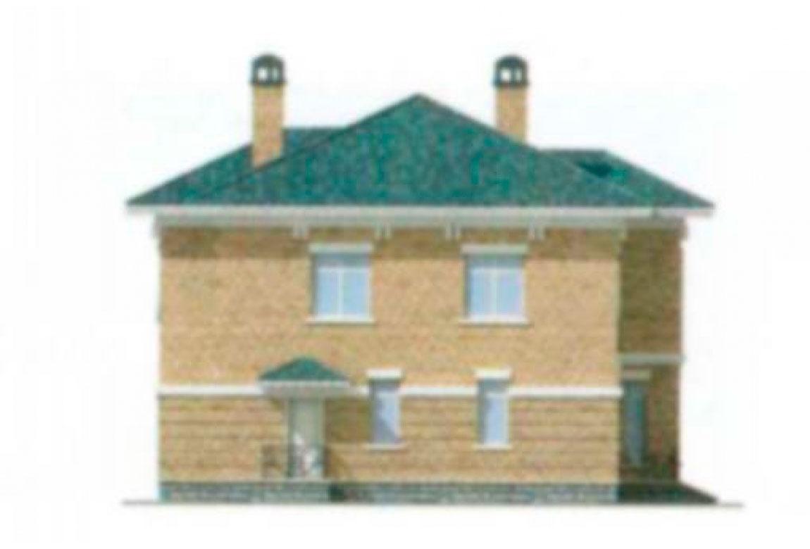 Проект дома из кирпича АСД-1032 (uploads/gss/goods/32/big_4.jpg).