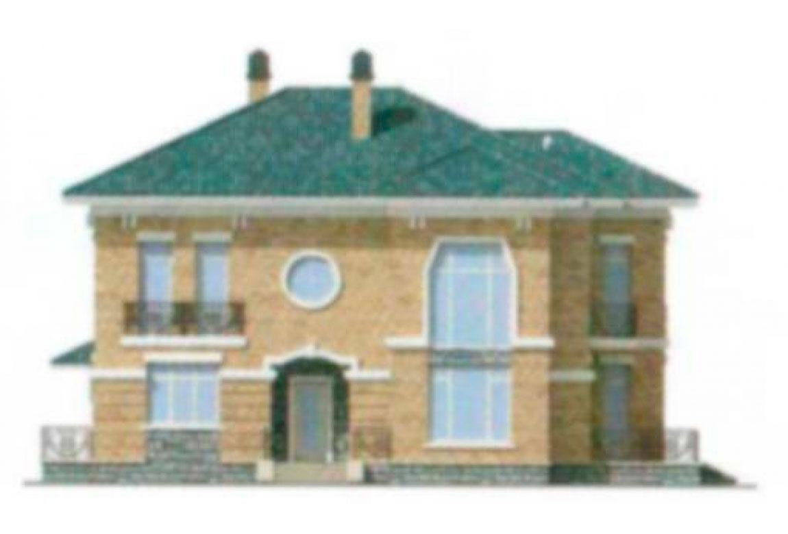 Проект дома из кирпича АСД-1032 (uploads/gss/goods/32/big_5.jpg).
