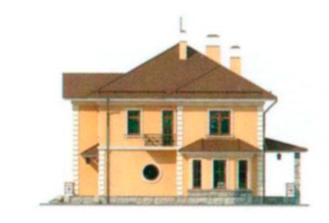 Проект дома из кирпича АСД-1035 (uploads/gss/goods/35/big_2.jpg).