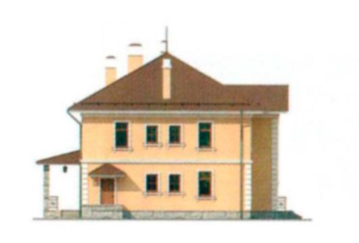 Проект дома из кирпича АСД-1035 (uploads/gss/goods/35/big_4.jpg).