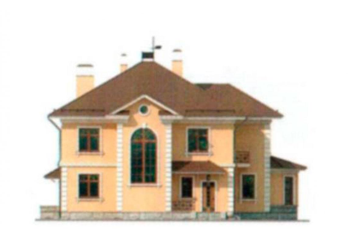 Проект дома из кирпича АСД-1035 (uploads/gss/goods/35/big_5.jpg).