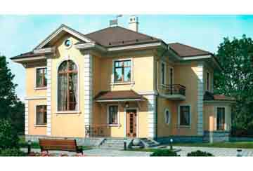 Проект кирпичного дома АСД-1035