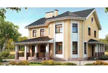 Проект кирпичного дома АСД-1037