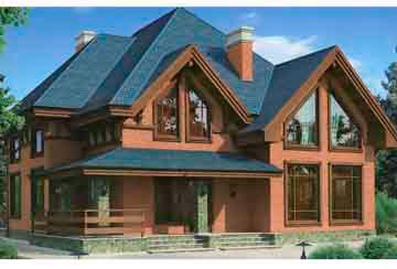 Проект кирпичного дома АСД-1038