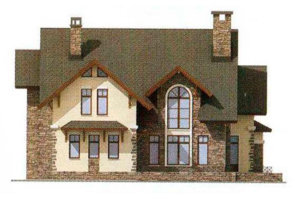Проект дома из кирпича АСД-1043 (uploads/gss/goods/43/big_2.jpg).