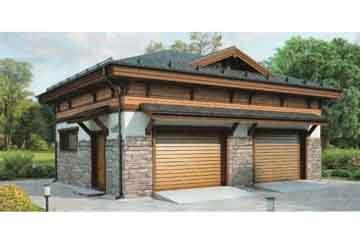 Проект гаража АСД-1437