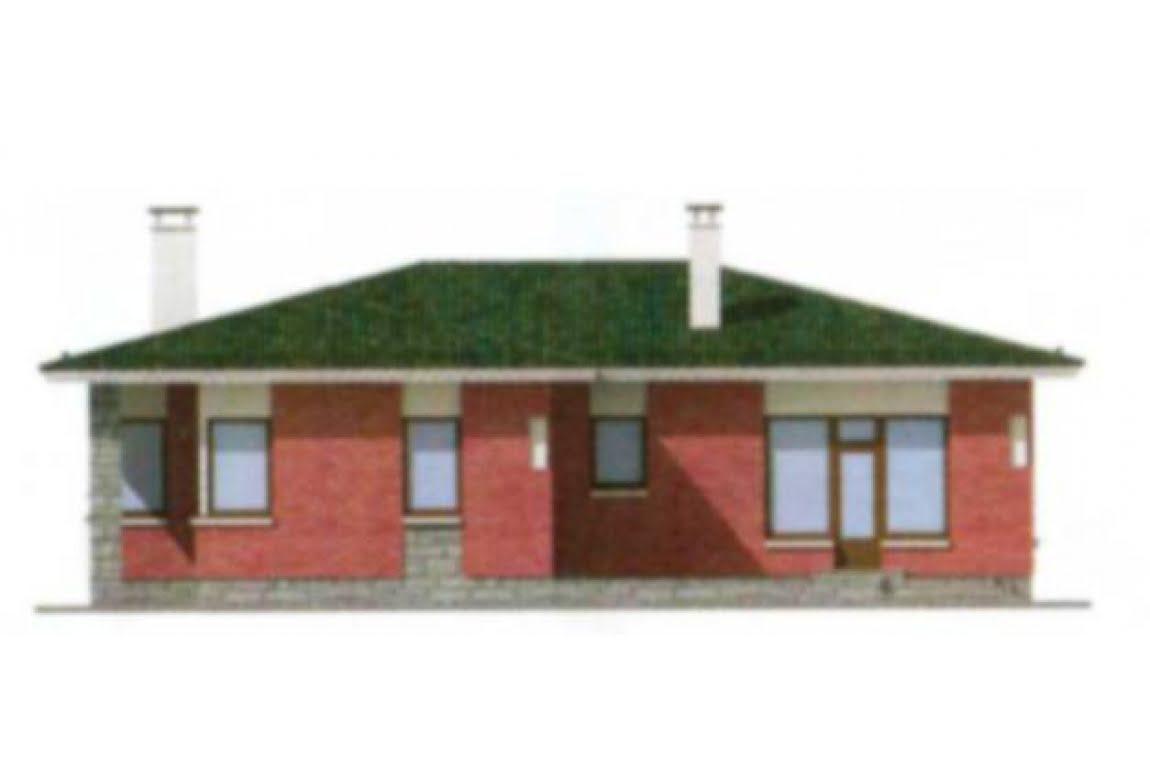 Проект дома из блоков АСД-1439 (uploads/gss/goods/439/big_3.jpg).