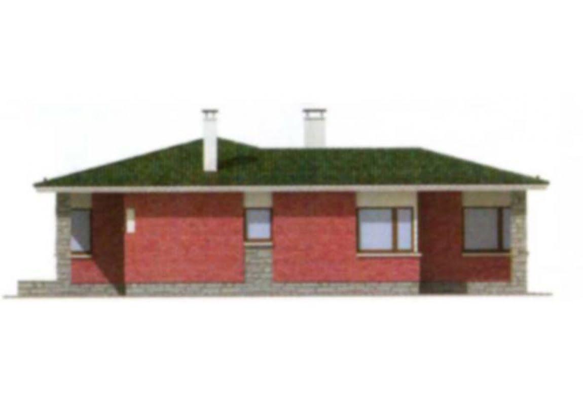 Проект дома из блоков АСД-1439 (uploads/gss/goods/439/big_4.jpg).