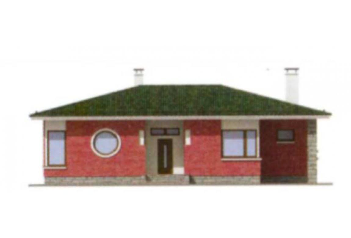 Проект дома из блоков АСД-1439 (uploads/gss/goods/439/big_5.jpg).