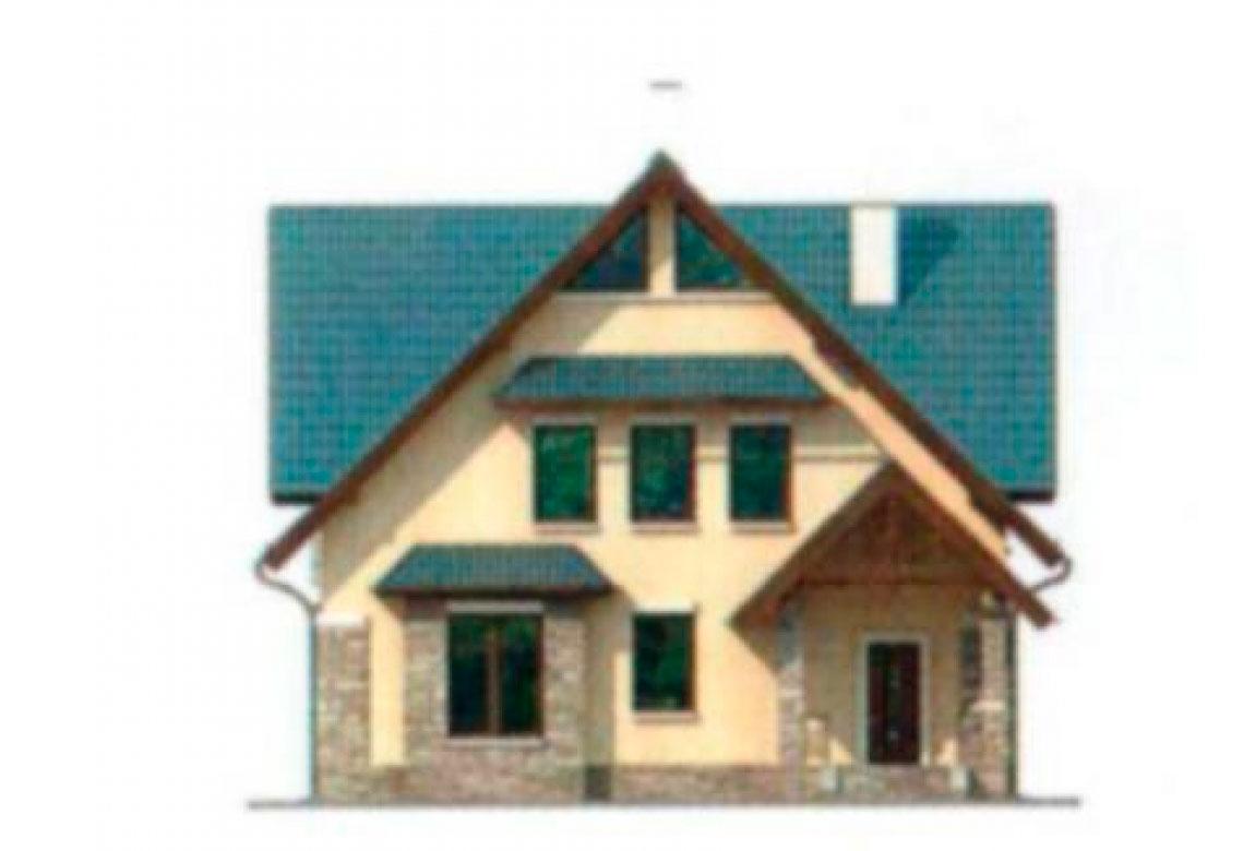 Проект дома из кирпича АСД-1045 (uploads/gss/goods/45/big_5.jpg).
