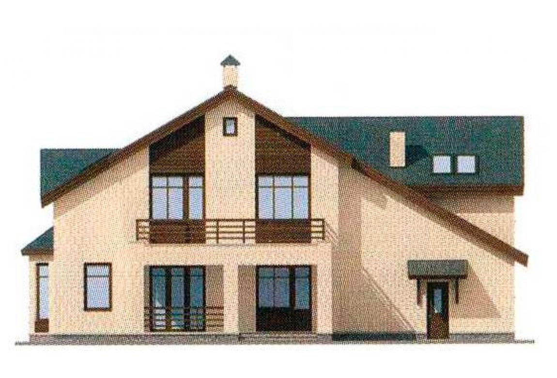 Проект дома из кирпича АСД-1046 (uploads/gss/goods/46/big_3.jpg).