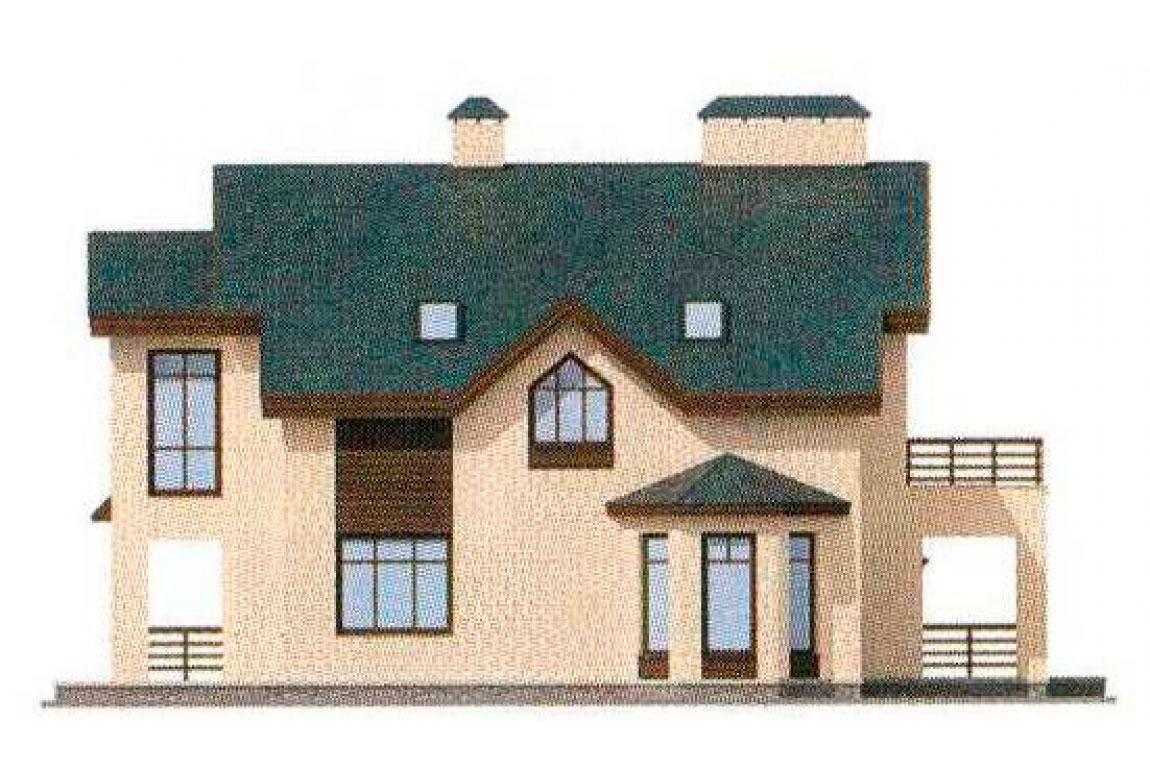 Проект дома из кирпича АСД-1046 (uploads/gss/goods/46/big_4.jpg).