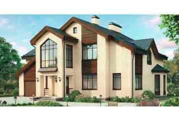Проект кирпичного дома АСД-1046