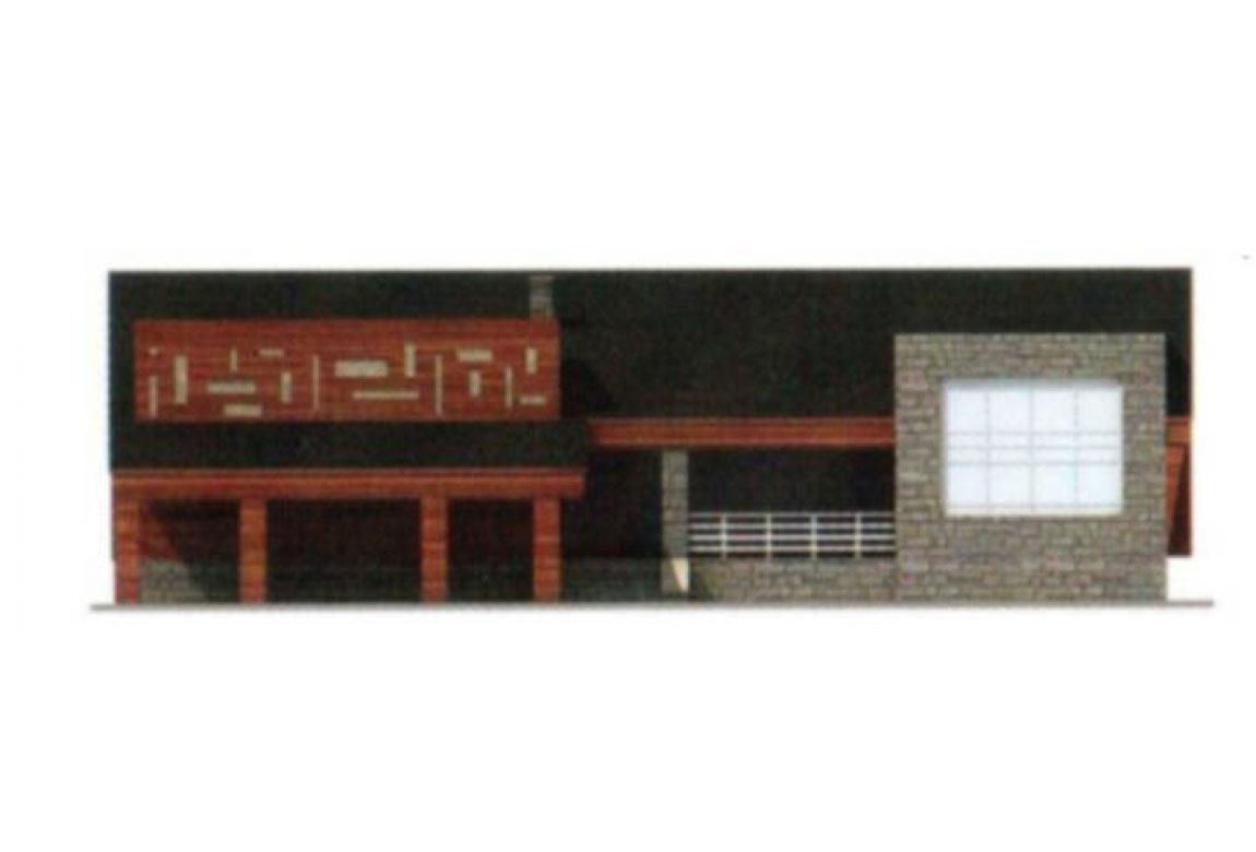 Проект дома из кирпича АСД-1005 (uploads/gss/goods/5/big_5.jpg).