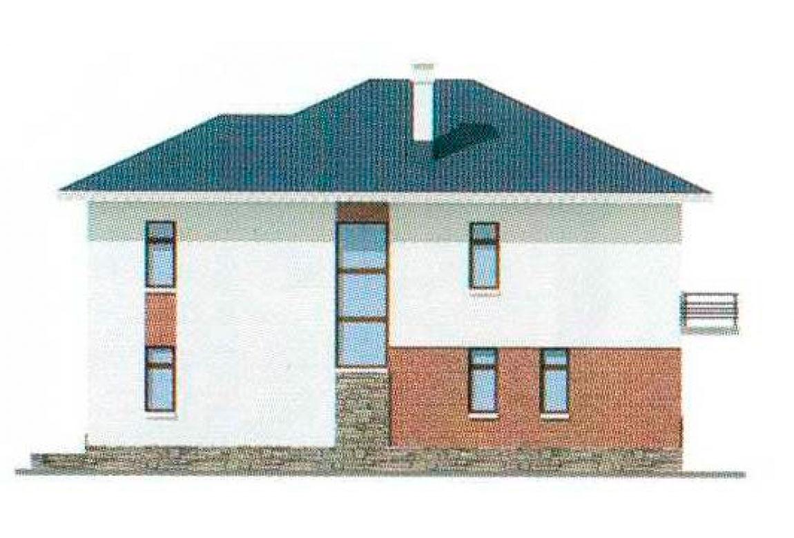 Проект дома из кирпича АСД-1054 (uploads/gss/goods/54/big_3.jpg).