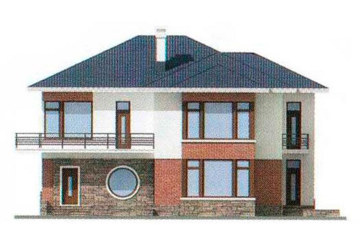 Проект дома из кирпича АСД-1054 (uploads/gss/goods/54/big_5.jpg).