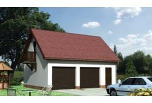 Проект гаража №4