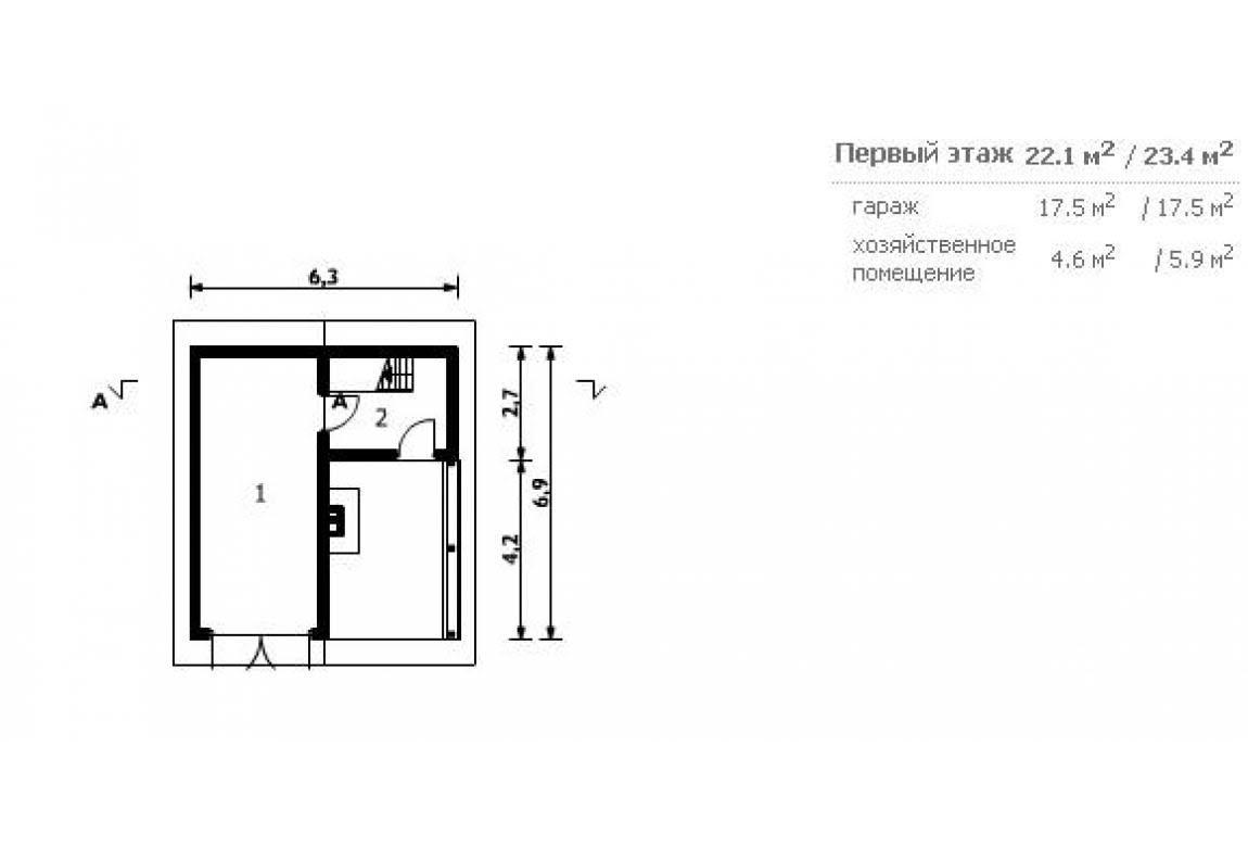 Изображение uploads/gss/goods/550/big_7-old.jpg к проекту гаража АСД-1550