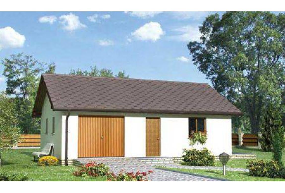 Проект гаража ГМ 2
