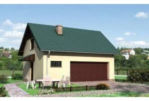 Проект гаража ЖЧ-6