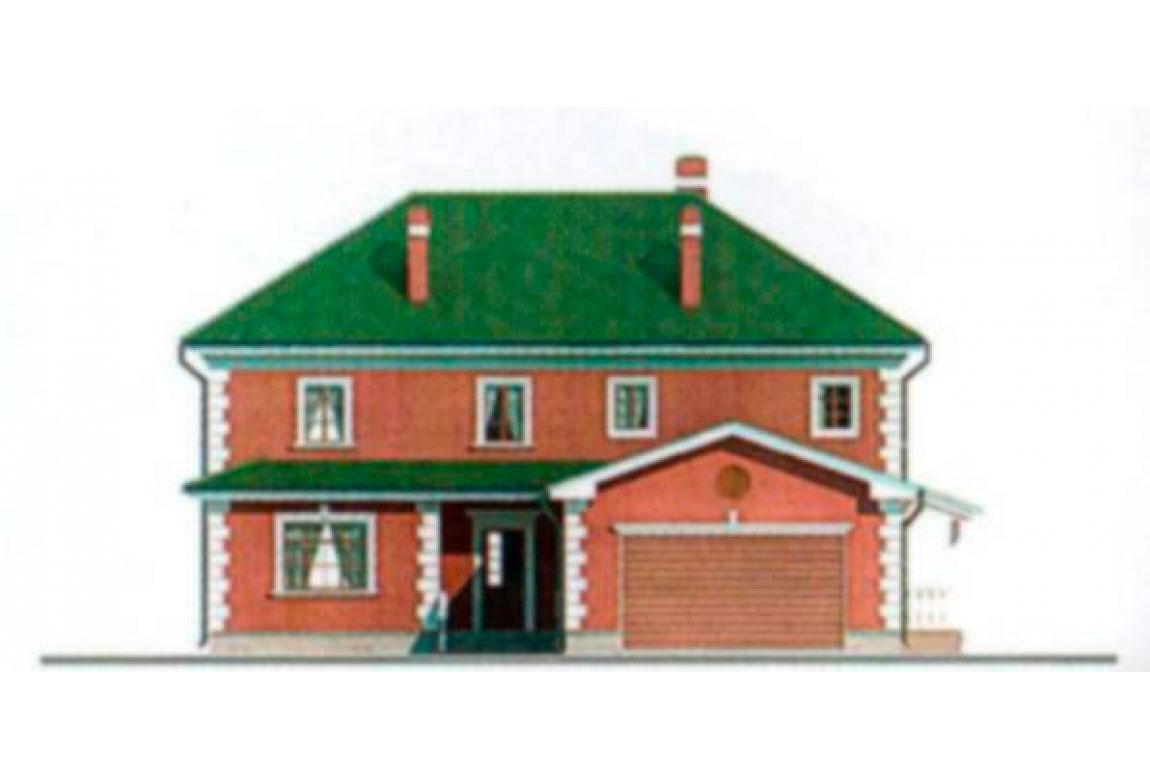 Изображение uploads/gss/goods/60/big_5.jpg к проекту дома из кирпича АСД-1060