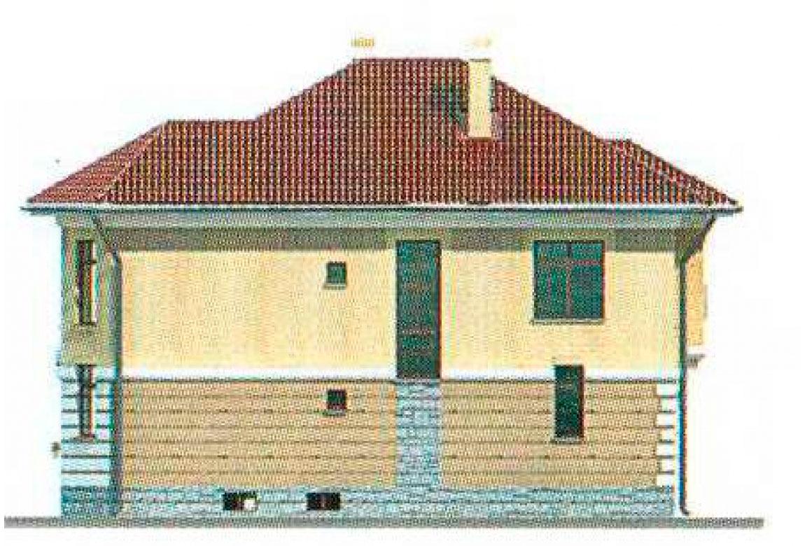 Проект дома из кирпича АСД-1064 (uploads/gss/goods/64/big_3.jpg).