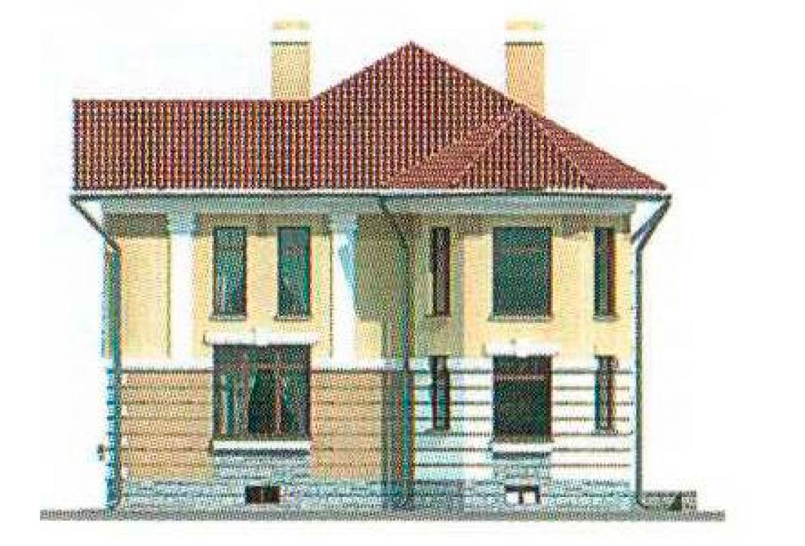 Проект дома из кирпича АСД-1064 (uploads/gss/goods/64/big_4.jpg).