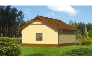 Проект гаража ГЦ-09