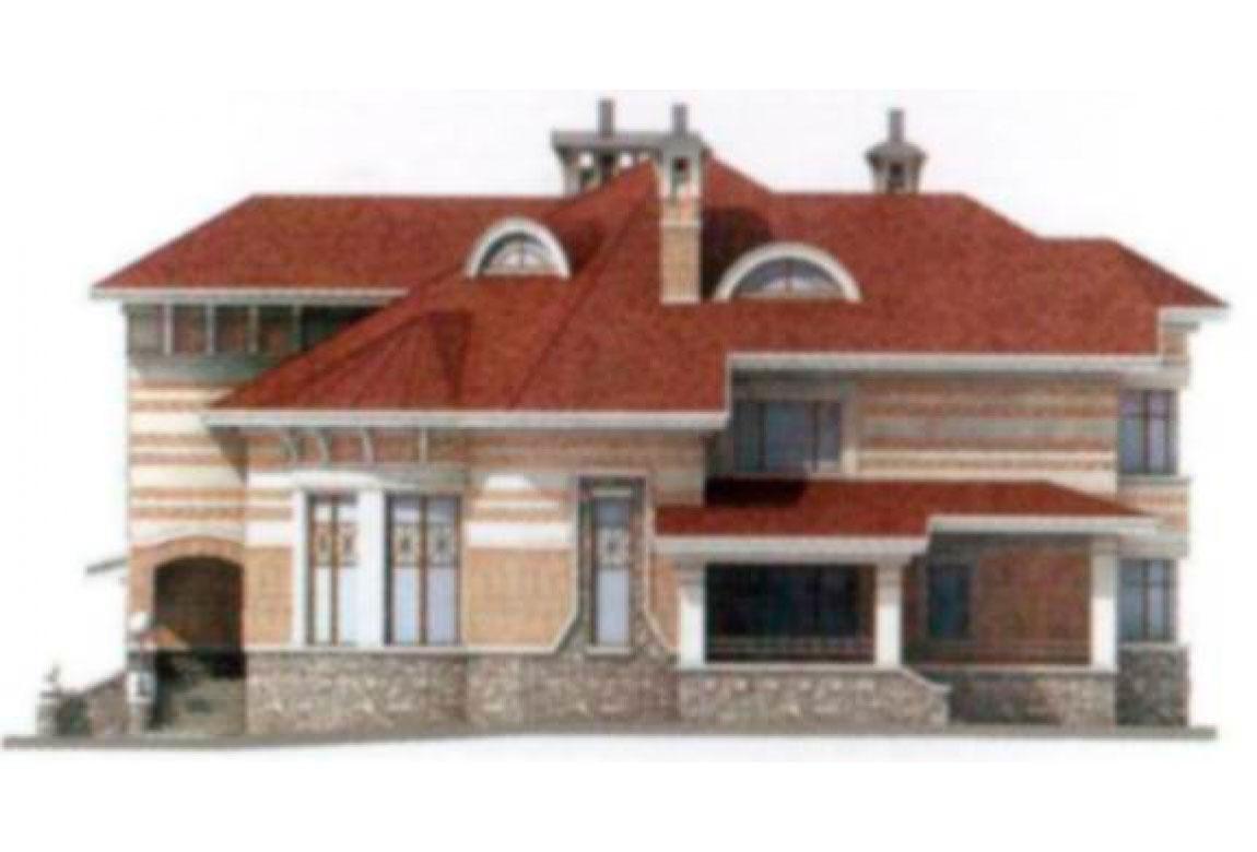 Проект дома из кирпича АСД-1066 (uploads/gss/goods/66/big_4.jpg).