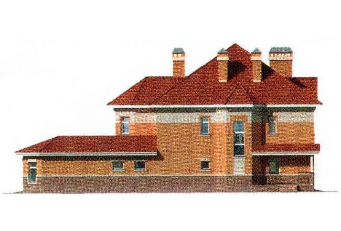 Проект дома из кирпича АСД-1067 (uploads/gss/goods/67/big_4.jpg).